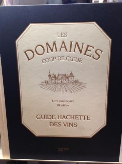 A l'honneur dans le Grand Livre du Guide Hachette...